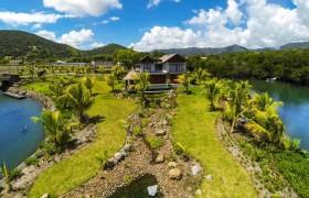 Biens  à vendre - Villa IRS - riviere-noire